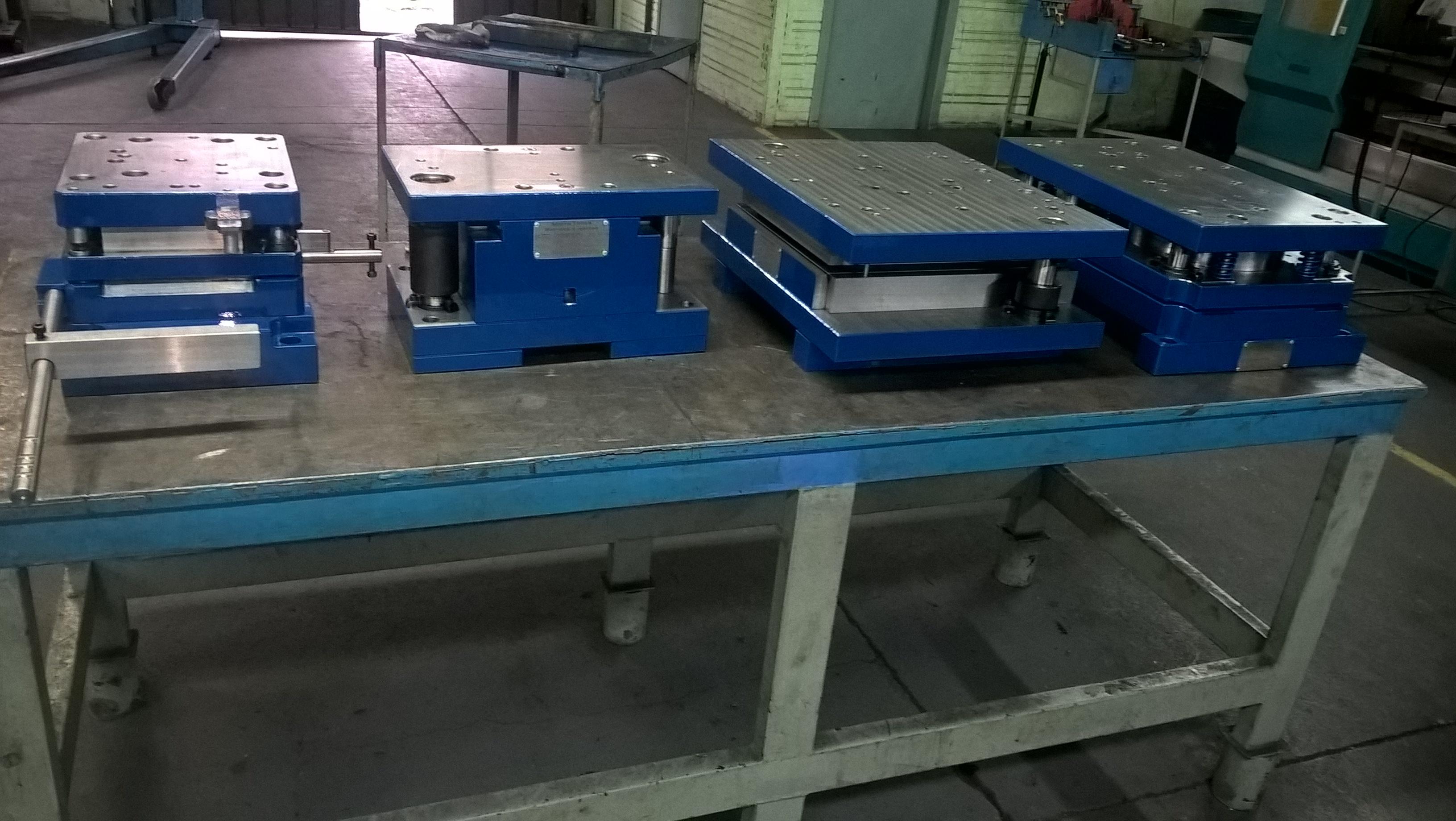 Moldes para injeção de aluminio e zamak (3)