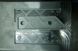 Moldes para injeção de aluminio e zamak