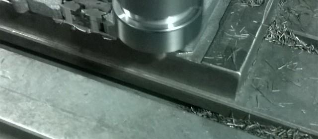 Usinagem de lotes produtivos em fundidos, alumínio e aço carbono